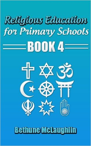 religious education book cover